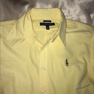 Polo by Ralph Lauren Shirts & Tops - Girls polo button up